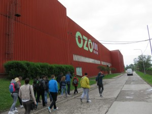 Češka, Ostrava - OZO postrojenje